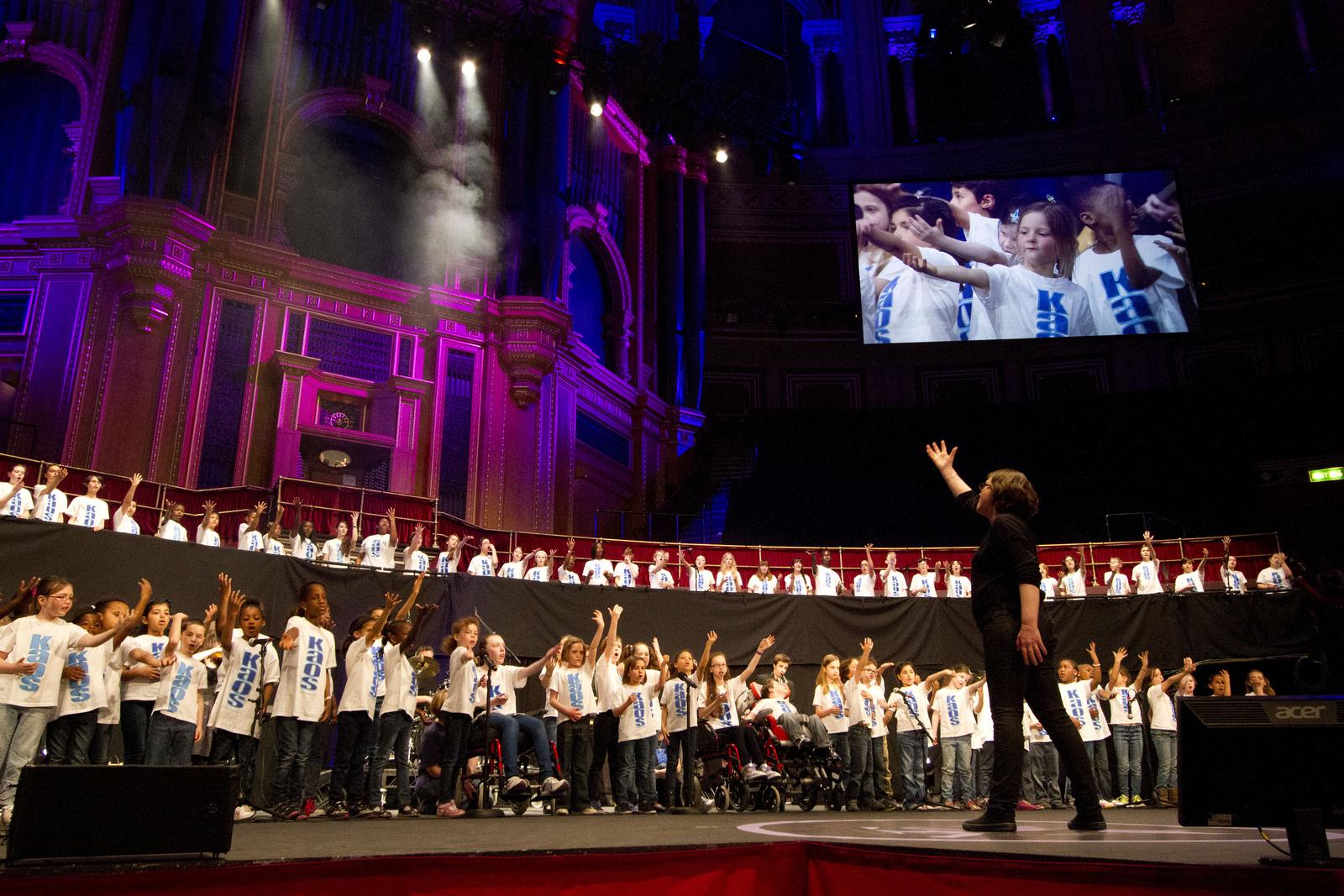 Kaos Albert Hall