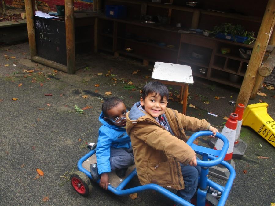 Zak and Yahya