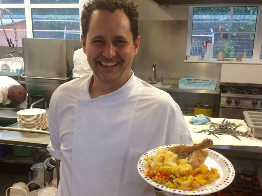 Chef Michael Batoux